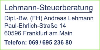 Lehmann Steuerberatung 200x400